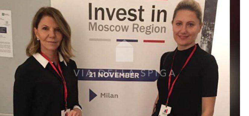 Novità! Via della Spiga Wonderful Houses ha aggiunto un servizio di consulenza per il mercato immobiliare russo