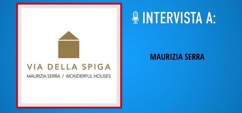 Intervista a Maurizia Serra, founder di Via della Spiga Wonderful Houses